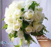 Свадебные букеты Барбара ds006