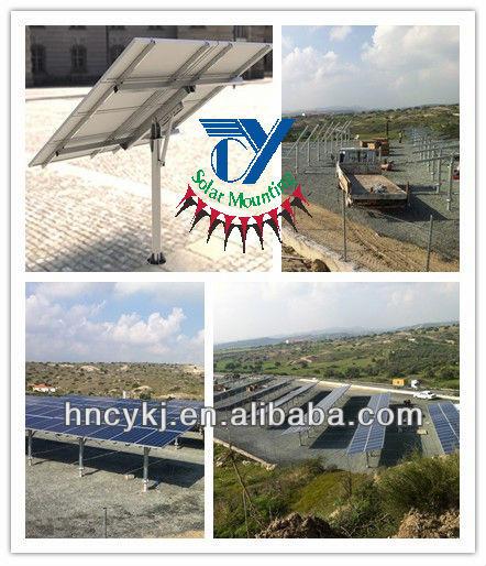 調節可能な地面の太陽電池パネルマウント仕入れ・メーカー・工場