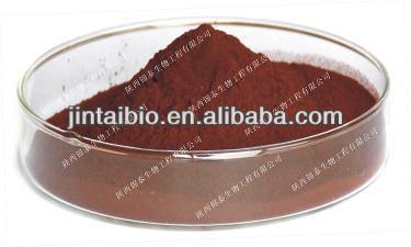 proanthocyanidin powder 95% UV organic grape seed extract