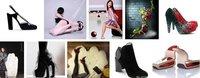 Туфли на высоком каблуке Hot Sale Super High Heel Platform #999 Womens/Ladies Dress Shoes, US 5-9