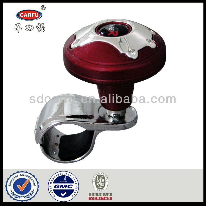 new design and best price auto steering wheel knobs