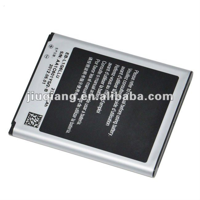 2100mAh OEM Battery For Samsung Galaxy S3 III i9300 bateria EB-L1G6LLU