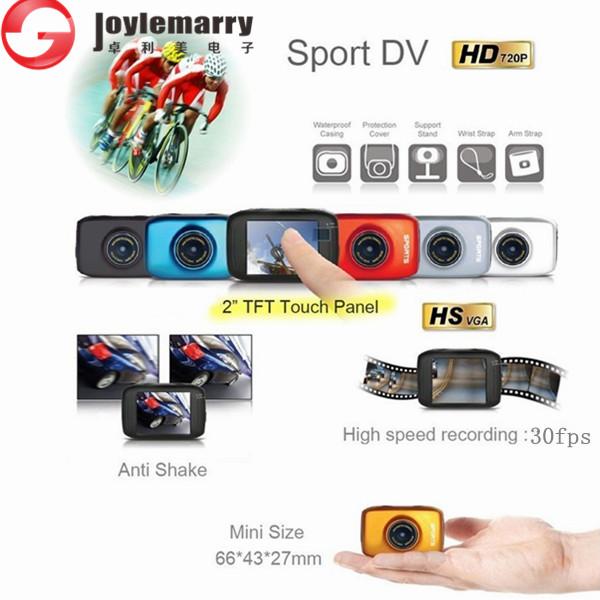 HD 720p vatop sport cameras