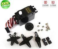 Запчасти и Аксессуары для радиоуправляемых игрушек 10piece/lot servo futaba S3003 hpi 1/10 1/8 TRAXAAS TAMIYA for RC helicopter plane boat car