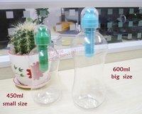 6pcs цвет микс кемпинг многофункционального бутылку воды промашка бутылку воды углерода фильтрации питьевой ls1103 600 мл