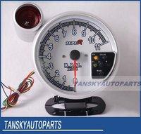 tansky-5 «об/мин, auto датчик / тахометр 7 цвет led tk-k05w7