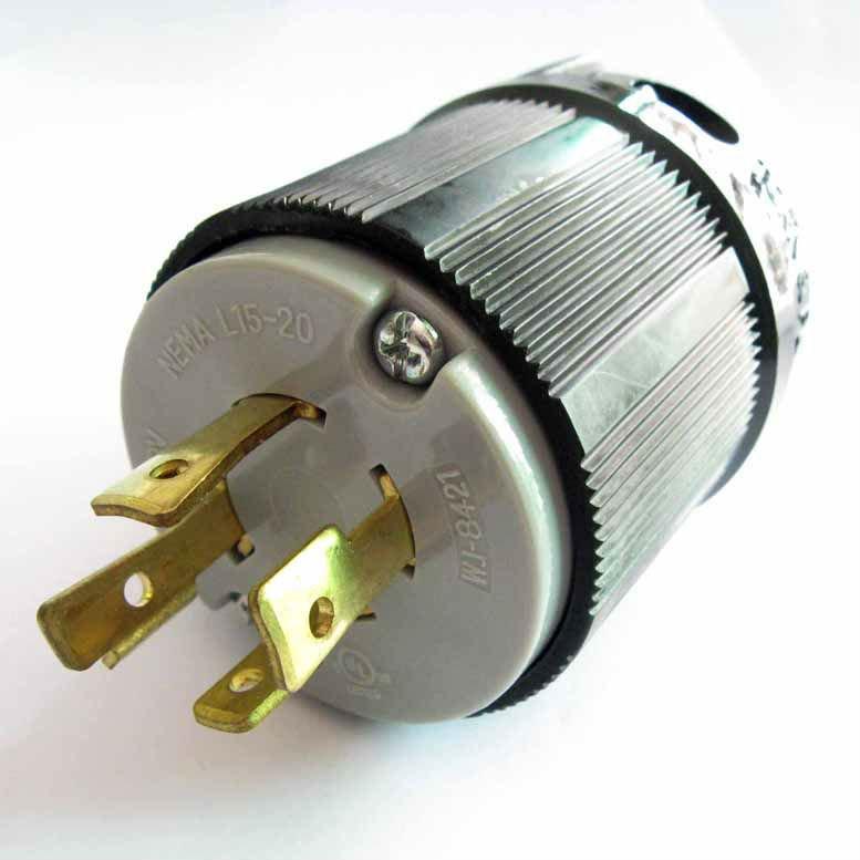 20a Male Plug Nema 20a Male Plug Wj-8421