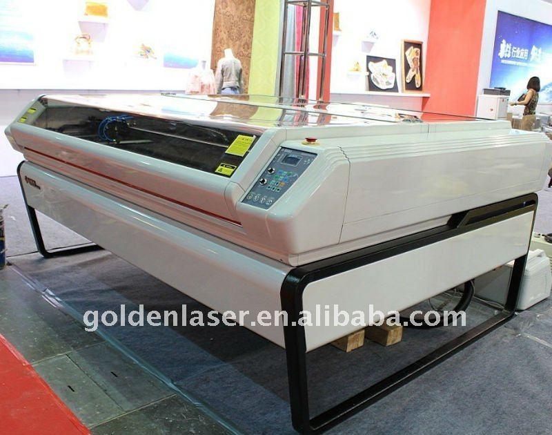 Mars series co2 laser cutting machine price wuhan golden laser seeking