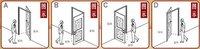 Замки, Затворы, Фиксаторы Mechanical Digital Door Lock