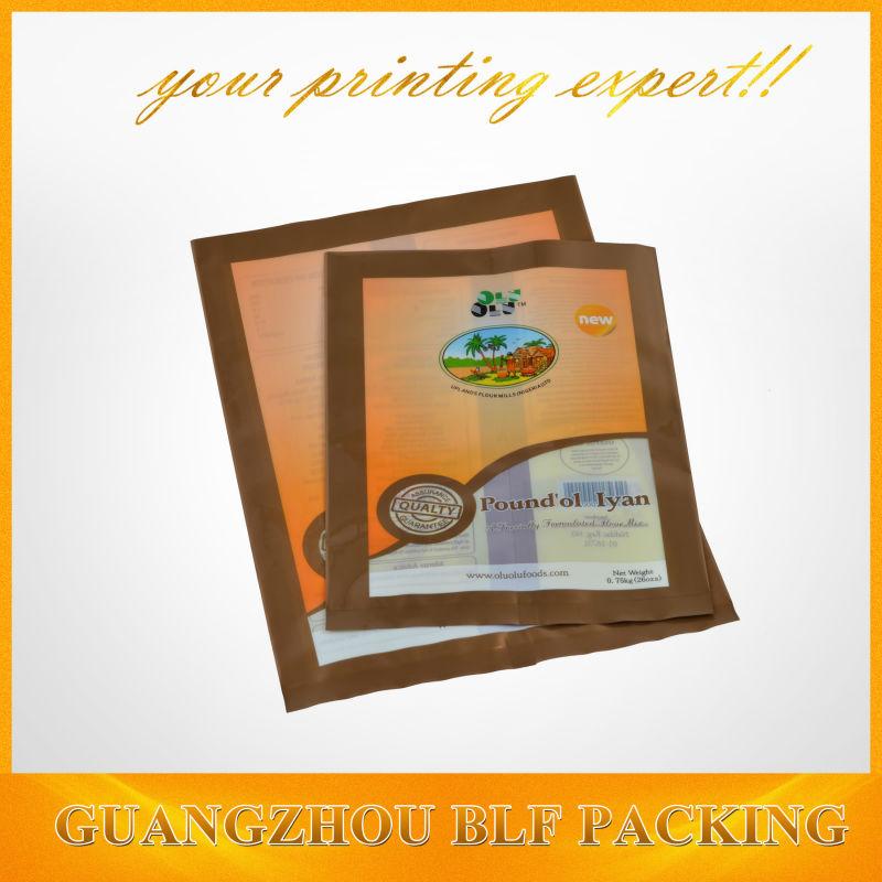 Plastic bag for food packaging (BLF-PLB038)