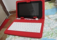 free postage 16G tablet computer  7 inches Capacitance screen   Android 4.03 systems Wireless 3g internet