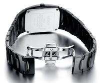 AESOP Luxury Watch Ceramic wrist quartz Watches for lover 2012 Design sapphire scratchproof 3 ATM Water Resistant 9916