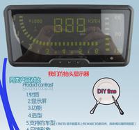 Аккумулятор для мотоциклов OBD2 car head-up display system HUD-line automotive head-up display HUD definition big-screen color