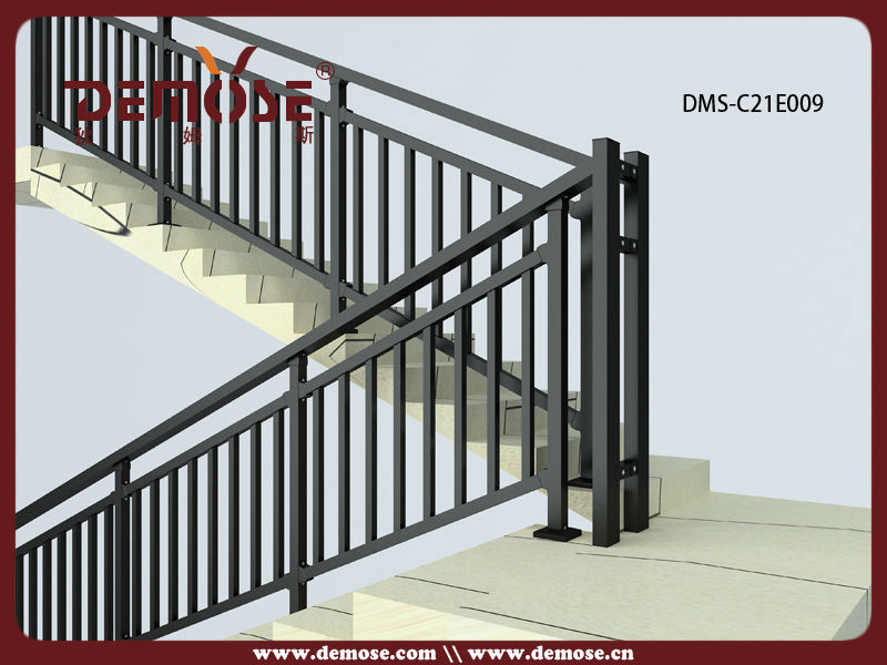 Aluminium Stair Railings