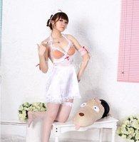 Маскарадный костюм Sexy Lingerie Cosplay Costumes Nurses play clothing Sexy underwear Dress B-009