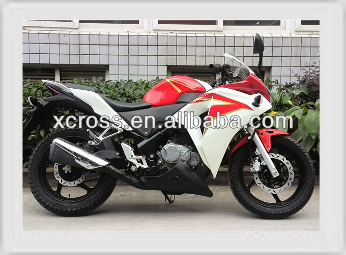 2014 New 250CC Racing Motorcycle, Rapid 250N