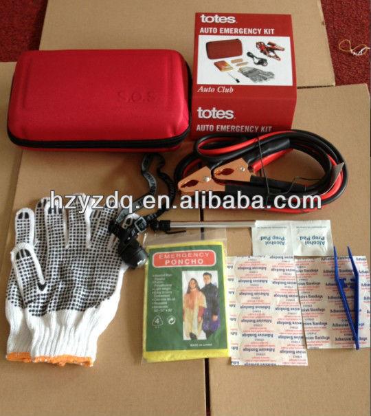 18pc Auto Emergency Tools Kit