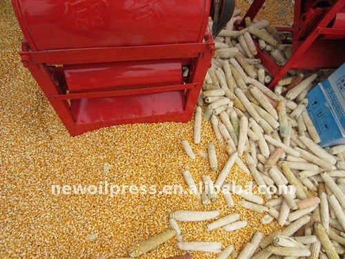 Tractor Driven Pluck & Shell Corn Sheller