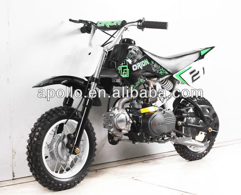 China Apollo ORION EPA orion 70cc mini dirt bike 70CC Pit Bike Automatic AGB-21A