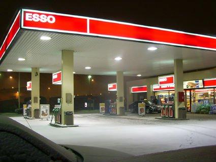 Esso- installed Greece