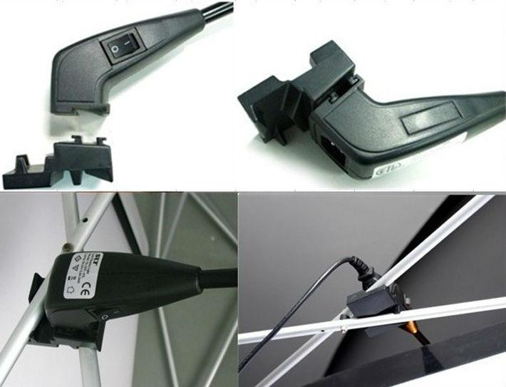 Slider-light-holder