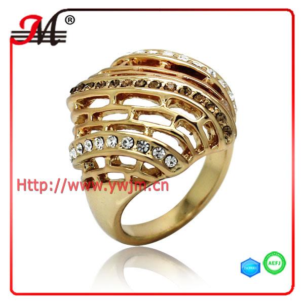 R6666A jingmei compradores de oro blanco anillo de diamantes para hombre walmart anillos de compromiso