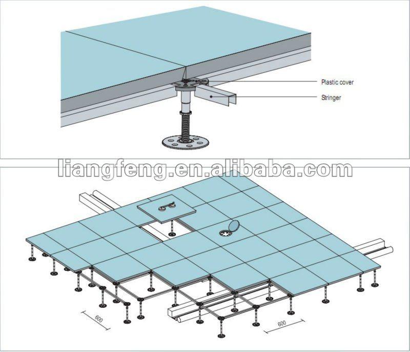 액세스 바닥 시스템-정전기 방지 바닥재 -상품 ID:575826586-korean ...