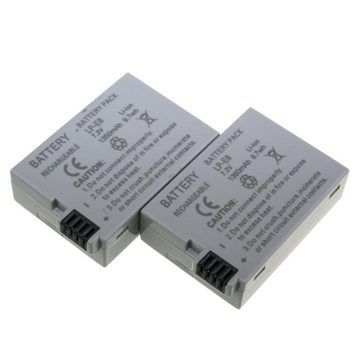 Batteria per Pentax XG-1 1250mAh