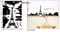 Стикеры для стен ZooYoo 1 = 5.99usd DIY 60 * 160 3D 2149