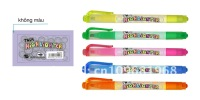 twin-nib highlighters HL-09 Double-headed for office high quality free shipping