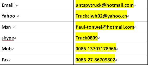HLQ5060GYY 5000L fuel tank truck