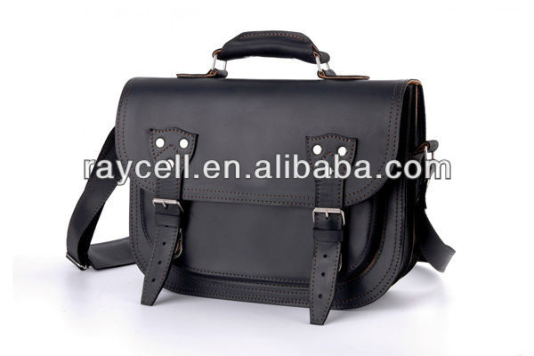 2013 New Manufacture Wholesale European Vintage Genuine Leather travel bag for man from Alibaba China