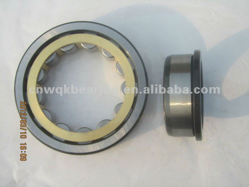 China manufacture WQK cylindrical roller bearing