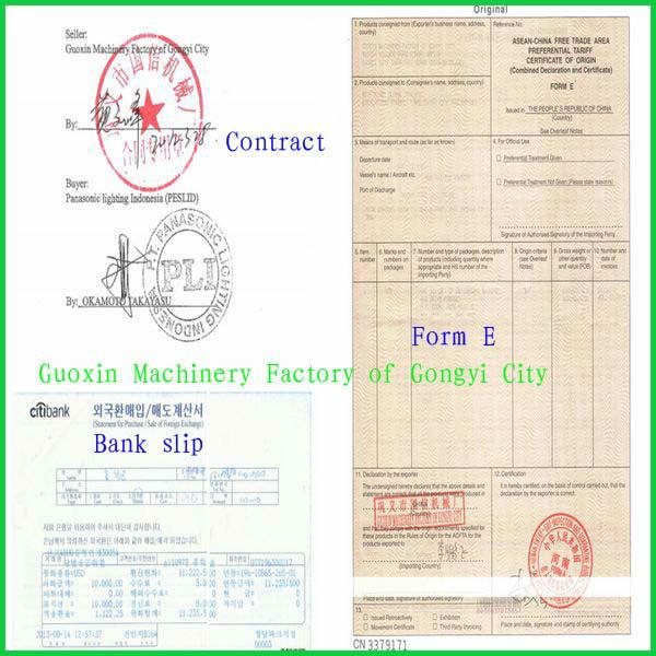Form E, bank slip, contract.jpg