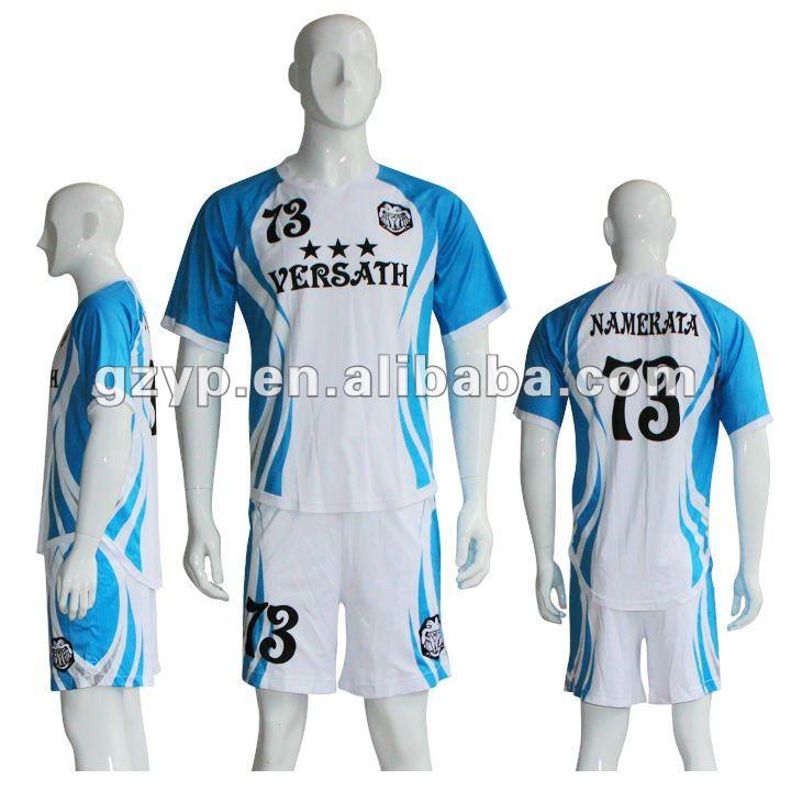 Sublimada Camiseta De F  Tbol Uniforme De F  Tbol