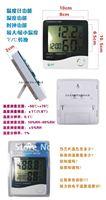 Прибор для измерения температуры Digital Thermometer Clock Temperature Humidity Meter 3 in 1