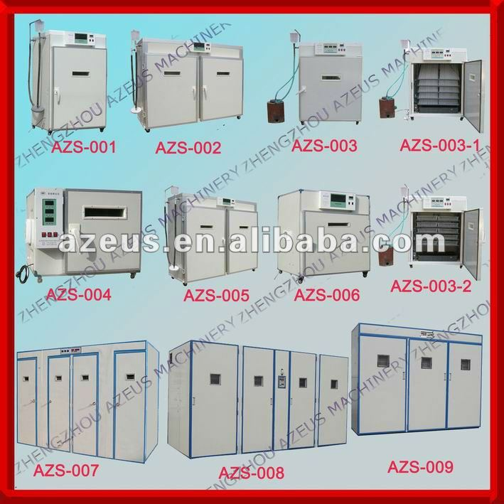 2012 low price animal husbandry machine poultry incubators