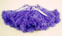 New Arrival 9 colors availble tutu skirts baby girl pettiskirts cheap price 3pcs / lot free shipping worldwide