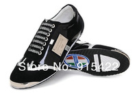 Мужские кроссовки HOT SELLING! Top 2013 new arrive men's casual shoes luxury sneaker wearproof shoes Size:40-46 DD-DHRJT