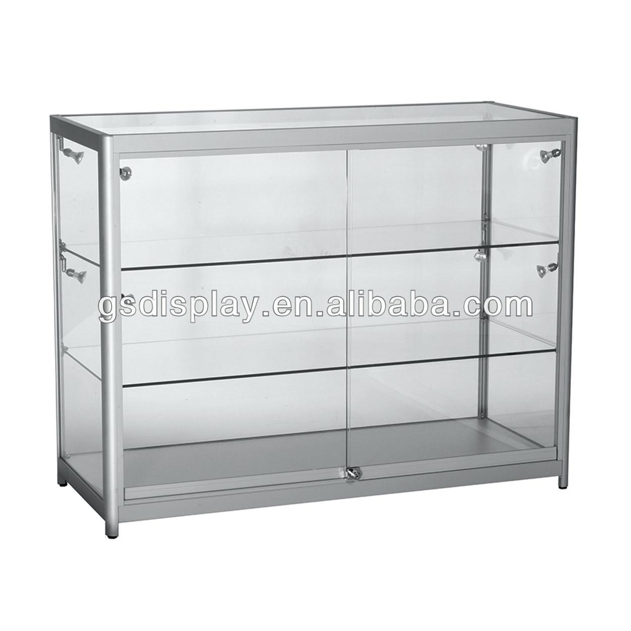 vitrine verre pas cher vitrines autres meubles en bois id. Black Bedroom Furniture Sets. Home Design Ideas