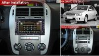 Автомобильный DVD плеер Kia RIO Sorento Sportage Cerato Spectra Rondo Sedona Carens CEED Optima DVD Gps 2004 2005 2006 2007 2008 2009 2010 2011 +Camera