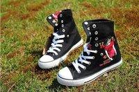 Женские кеды Th399 high female canvas shoes