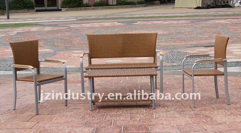 PE rattan outdoor Chair