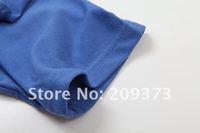 Мужская футболка gray Polo Shirts for men/men's casual t-shirt 7colors available drop shipping
