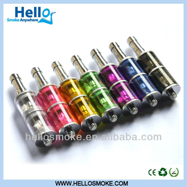 2014 hot selling esmoker dripping atomizer with ego c twist