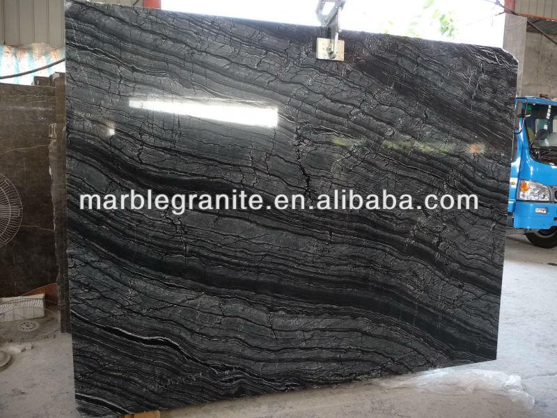 Union Pierre Haute Qualit Maroc Noir Fossiles Marbre Marbre Id De Produit 705240684 French