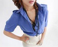 Цепочка с подвеской USD, Can Mixed Order! Trendy Multi-storey Chain Cross Necklaces. NL057001