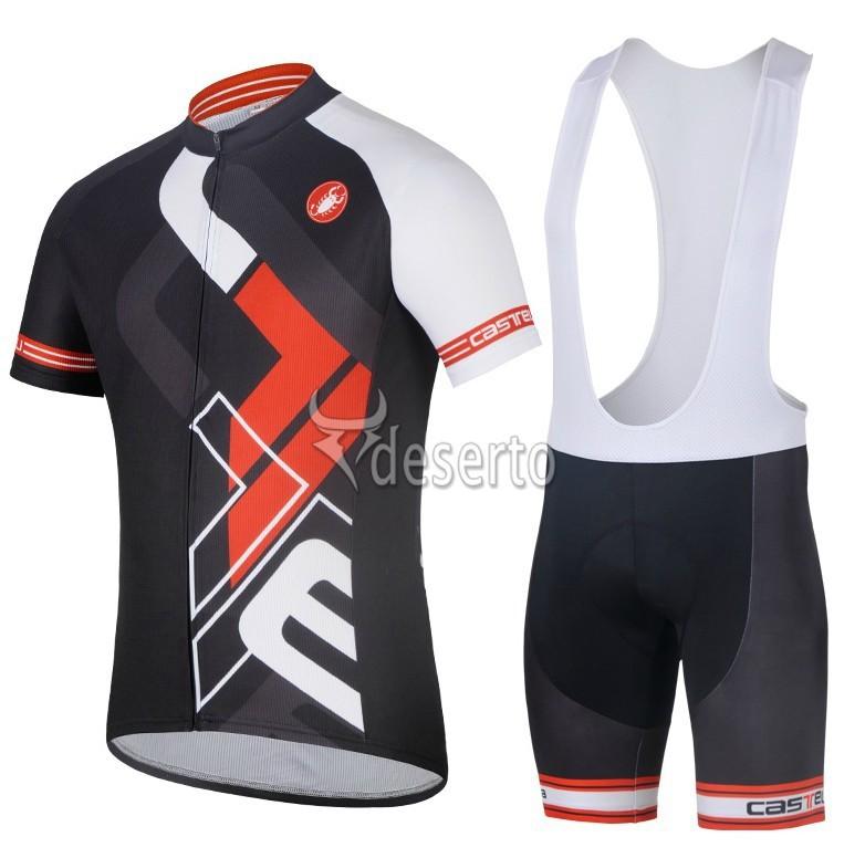 Мужская одежда для велоспорта T&W  T&W shirt BIB jerseys set