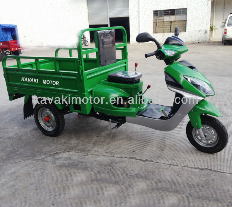 hot selling Electric start 3 wheel motorcycle of China trike scooter