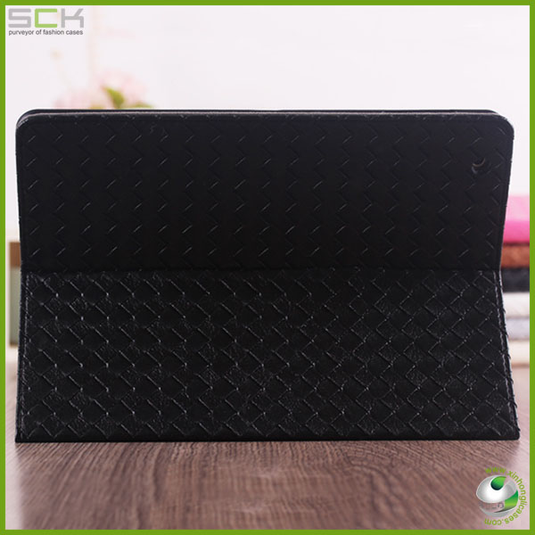 new products Leather Case for Ipad Air with Sleep Wake